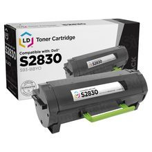 Compatible FR3HY Black Toner for Dell S2830dn - 3,000 Page Yield