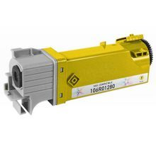 Compatible Xerox 106R01280 High Yield Yellow Laser Toner Cartridges for the Phaser 6130