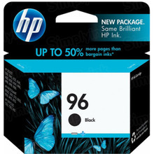 Original HP 96 Black Ink Cartridge in Retail Packaging (C8767WN)