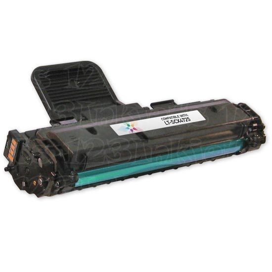 Compatible Alternative to Samsung SCX-D4725A Black Toner