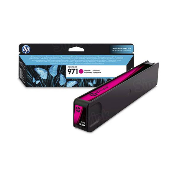 HP 971 Magenta Original Ink Cartridge CN623AM