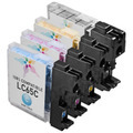 Compatible LC65 4 Pack for Brother