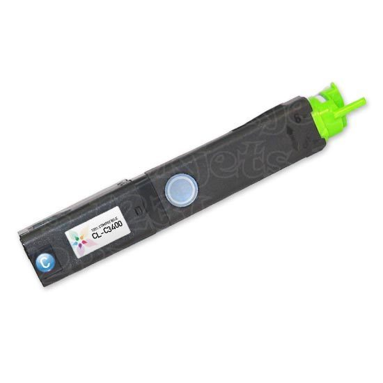 Okidata Compatible 43459303 HY Cyan Toner for C3400, C3530