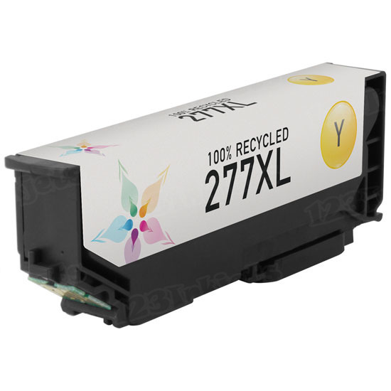 Epson Yellow Remanufactured 277XL Ink Cartridge