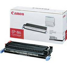 Canon EP-86 (13,000 Pages) High Yield Black Laser Toner Cartridge - OEM 6830A004AA
