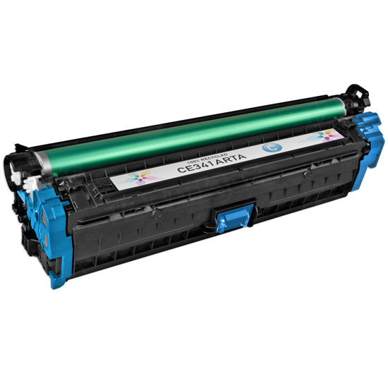 Remanufactured Replacement Cyan Laser Toner for HP 651A