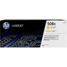 HP OEM High Yield Yellow CF362X 508X Toner Cartridge