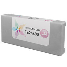 Remanufactured Replacement for Epson T624600 (T6246) 950ml Light Magenta Ink Cartridges