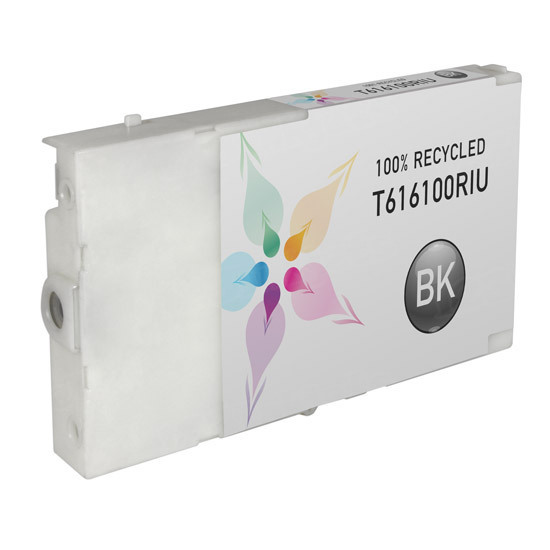 Epson Remanufactured T6161 Black Inkjet Cartridge