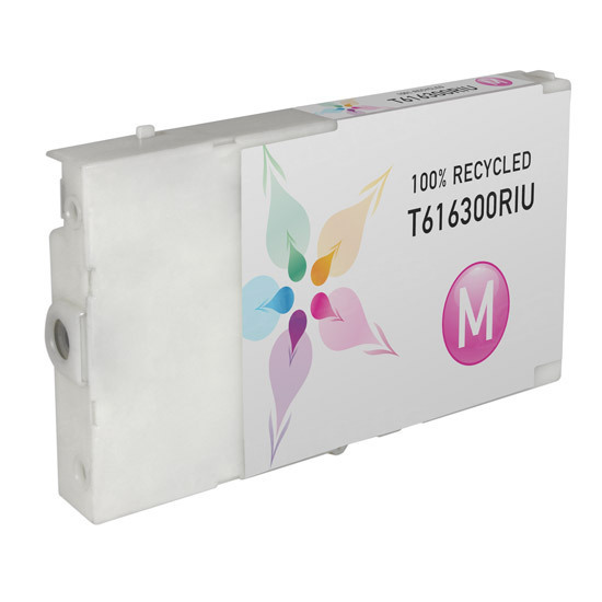 Epson Remanufactured T6163 Magenta Inkjet Cartridge
