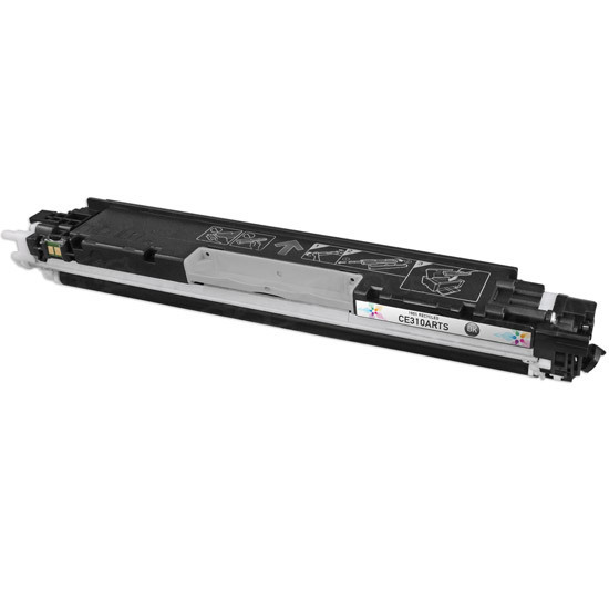 Remanufactured Replacement Black Laser Toner for HP 126A