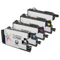 Compatible LC75 4 Pack for Brother