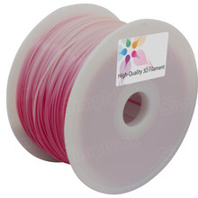 Red to Natural 3D Printer Filament Color Changing in Temp 1.75mm 1kg PLA