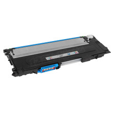 Compatible Replacements for Samsung CLT-C407S Cyan Laser Toner for the Samsung CLP-320, 325W & CLX-3185FW Printers 1K Page Yield