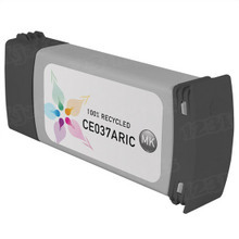 Remanufactured Replacement Ink Cartridge for Hewlett Packard CE037A (HP 771) Matte Black