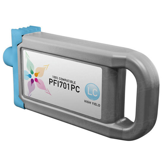 Canon Compatible PFI-701PC HY Photo Cyan Ink