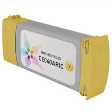 Remanufactured Replacement Ink Cartridge for Hewlett Packard CE040A (HP 771) Yellow
