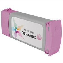 Remanufactured Replacement Ink Cartridge for Hewlett Packard CE041A (HP 771) Light Magenta