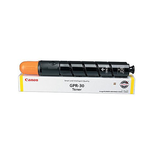 Canon GPR30Y Yellow Toner Cartridge, OEM