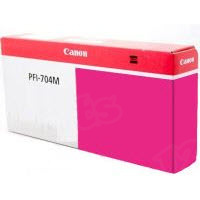 Canon PFI-704M Magenta OEM Ink Cartridge