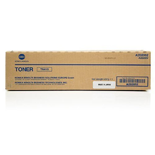 Konica-Minolta A202032 (TN415) Black OEM Toner Cartridge