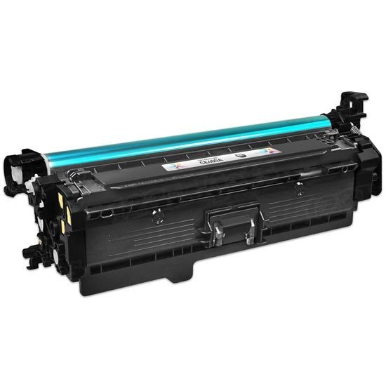 Remanufactured Replacement Black Laser Toner for HP 507A