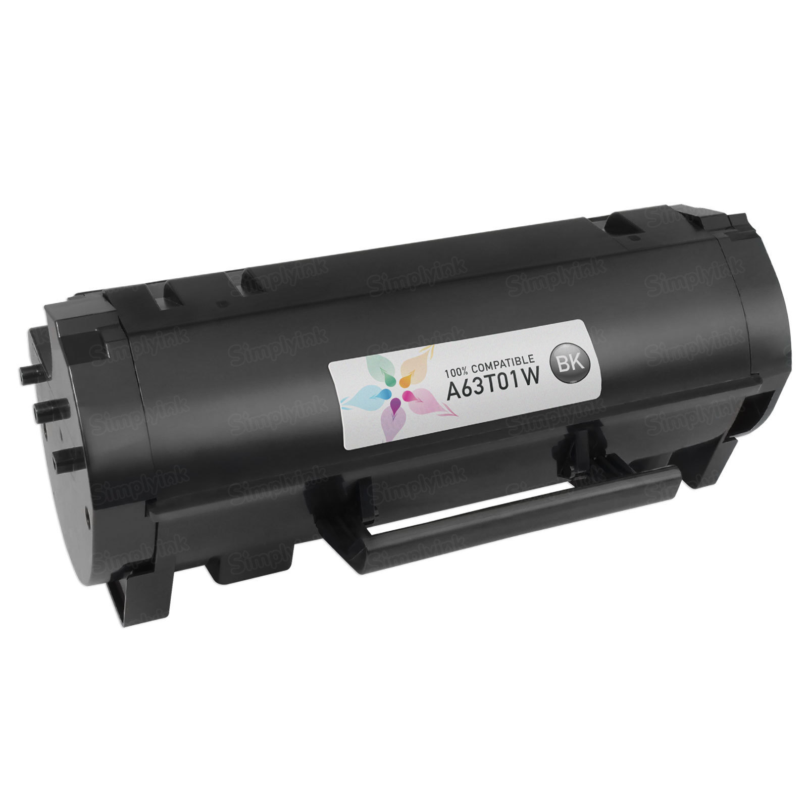 Compatible TNP-37 Black Toner