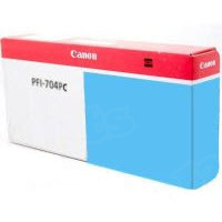Canon PFI-704PC Photo Cyan OEM Ink Cartridge