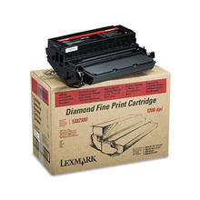 Lexmark OEM Black Laser Toner Cartridge, 1382100 (7K Page Yield)