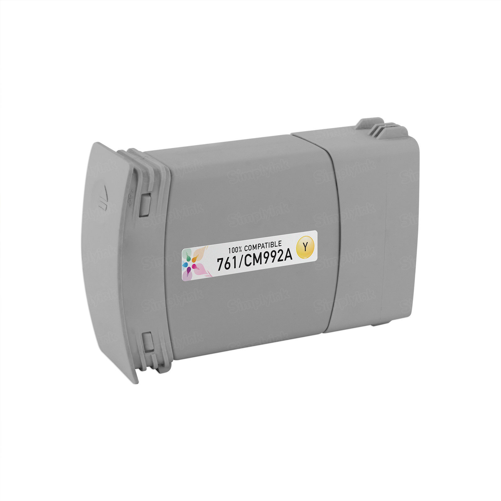Remanufactured Replacement Yellow Ink for HP 761