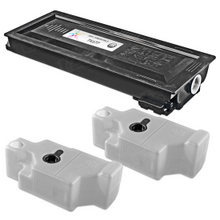 Compatible Kyocera-Mita TK-677 Black Laser Toner Cartridges for the KM-2540, KM-3040, KM-3060