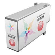 Compatible Canon PFI-101R Pigment Red Ink Cartridges