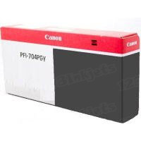 Canon PFI-704PGY Photo Gray OEM Ink Cartridge, 3871B001AA
