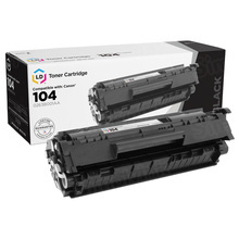 Compatible Canon 104 Black Toner Cartridge (0263B001AA) - 2,000 Page Yield