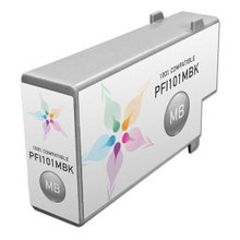 Compatible Canon PFI-101MBK Pigment Matte Black Ink Cartridges