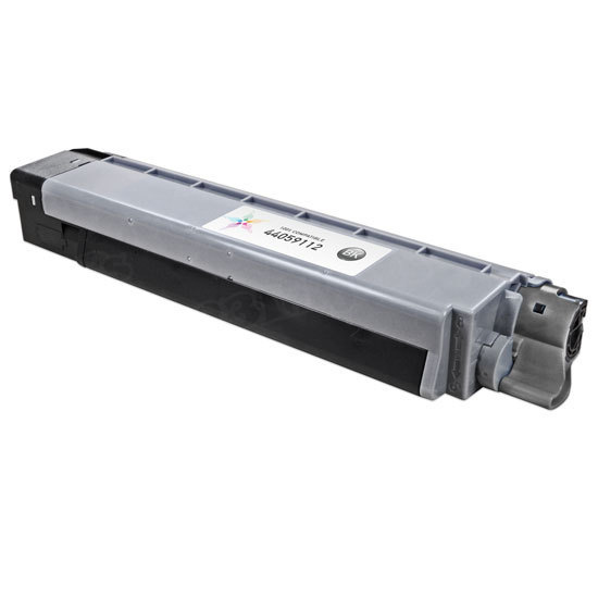 Compatible 44059112 Black Toner for Okidata