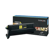 Lexmark OEM Yellow Laser Toner Cartridge, C9202YH (C920 Series) (14K Page Yield)
