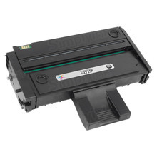 Compatible Ricoh SP 201LA Black Laser Toner Cartridge, 407259
