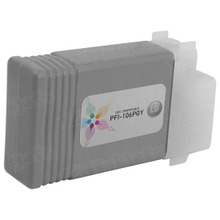 Canon (PFI-106PGY) Photo Gray Compatible Ink Cartridge, 6631B001AA