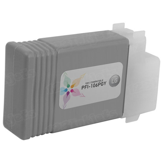 Canon Compatible PFI-106PGY Photo Gray Ink