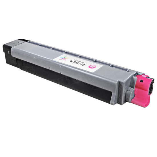 Compatible 44059110 Magenta Toner for Okidata