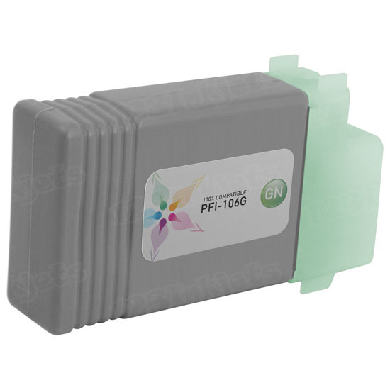 Canon Compatible PFI-106G Green Ink