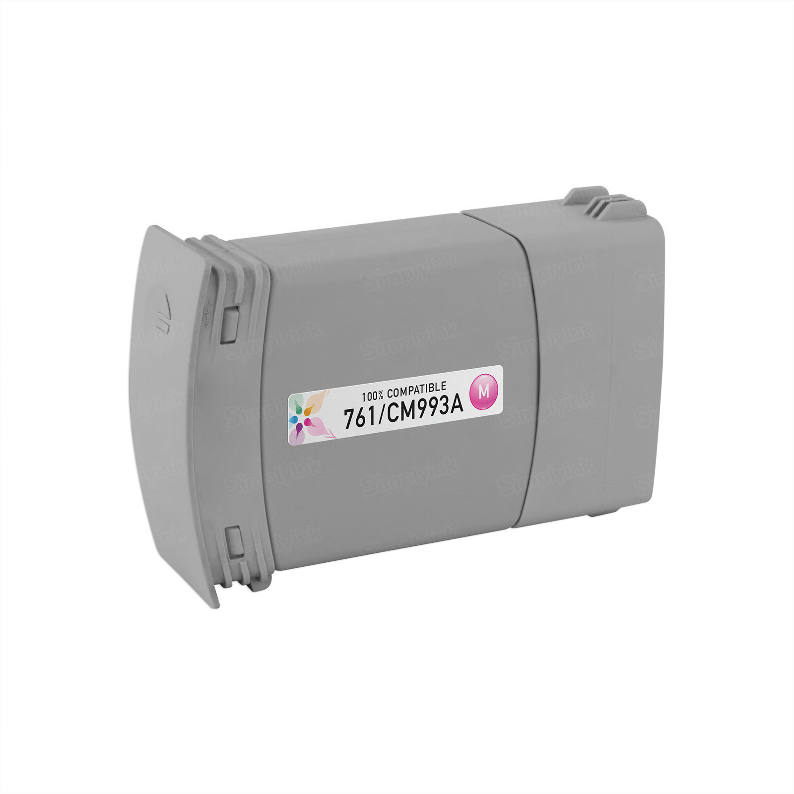 Remanufactured Replacement Magenta Ink for HP 761