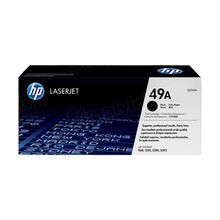 HP 49A (Q5949A) Black Original Toner Cartridge in Retail Packaging