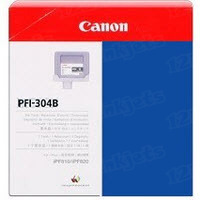 Canon PFI-304B Blue OEM Ink Cartridge, 3857B001AA
