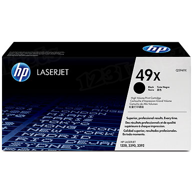 Original HP Q5949X (49X) HY Black Toner