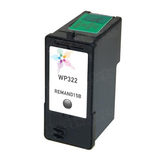 Remanufactered Ink Cartridge for Dell C933T Black Series 15