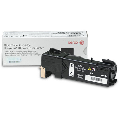 Xerox 106R01480 (106R1480) Black OEM Toner Cartridge