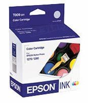 Original Epson T009201 Color Inkjet Cartridge (T009)