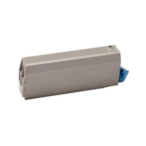 OEM Okidata 52123704 Black Toner Cartridge
